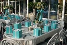 Tiffany Inspired Wedding