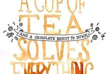 Pretty Pictures / Pretty graphics, arts and worldly wise words about the wonders of tea.
