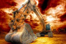 Heavy Equipment Disasters