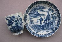 Caughley Porcelain / Caughley Porcelain