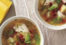 PHD/Paleo-ish soups - gluten free at least!