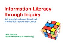 Informational Literacy / by Michele Davis