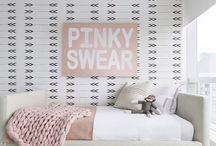 Kids room : Pink