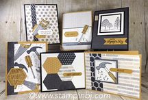 Masculine cards