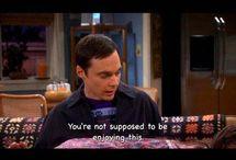 Big Bang Theory moments