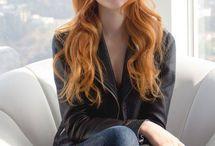 Fashion Red Hair