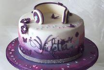 Sütik / cake