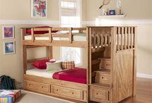 BED - bunk bed