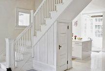 Treppen und Stauraum -Wohnen / Inspirationen wie man den Raum unter Treppen nutzen kann