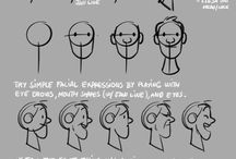 Face references