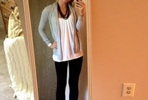 Outfits / by Nicole Grojean