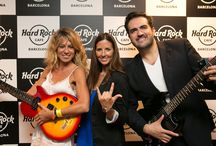 TOGETHER WE ROCK EVENT - OCTOBER 2013 / EN: Another amazing event hosted by Hard Rock Cafe Barcelona to our VIP guests. DMCs, event agencies, important magazines, radios and many partners friends all together to celebrate this unique networking event in our private & exclusive The Platinum Room. Remember: We host events for Rock Stars!   / by Germán Inostroza