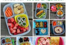 Healthy lunches / Kids lunch boxes