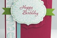 cards/scrapbooking / by Dana Chavez