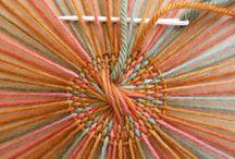 Круговое ткачество Circle weaving