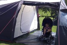 Summer Camping Adventure / Tips and inspiration for camping with kids because I am determined to take them this summer!