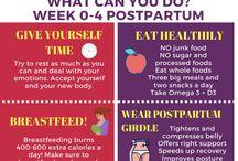 Postpartum + Breastfeeding