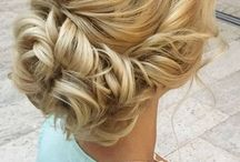 hair for graduation