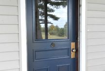 Doors and trim details