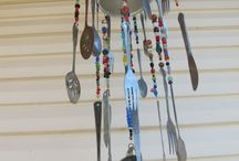 Wind chimes/Dreamcatchers/mobiles