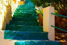 steps and stairs! / by Prudence Mapstone