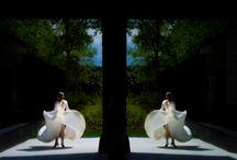 Hochzeitskleider - grandios in Szene gesetzt