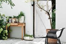 Outdoor Space / by Sezen