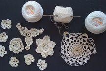 Irish crochet and russian etc.