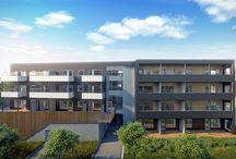 MODULARKITEKTUR: boliger med høy tetthet / MODULE ARCHITECTURE: multiunit housing