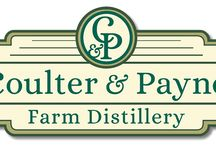 Reflections from the Farm Distillery / Photos of us.