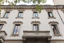VENDITA - Trilocale di prestigio Sant'Ambrogio / Milano Sant'Ambrogio, Via Ansperto, in corrispondenza del Palazzo Imperiale di Massimiano, in stabile d'epoca signorile completamente ristrutturato nelle parti comuni, proponiamo con incarico in esclusiva, prestigioso appartamento di 3 locali di circa 150 mq.