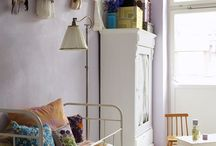 Nursery & Toddler room ideas / Set up the spare room for your newborns and the small ones.