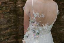 Wedding Dress - Floral