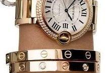 Cartier Bracelets/Watches