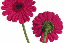 Crochet patterns flowers