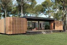 Prefabicated House Design / prefab house design ideas, architecture, interior