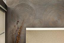 декоративное покрытия на стены