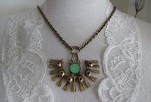 Scandinavian bronze jewellery