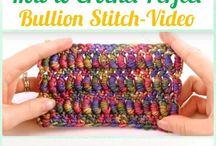 crotchet stitch