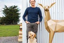 New Zealand artists