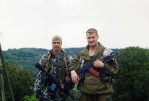Моя война / фото с войны 1999-2004