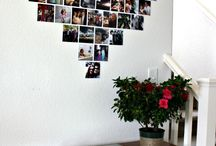 Decor for small homes / Inspirations for decorating small homes