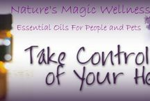 Essential oils / by Kim Bloomstrom