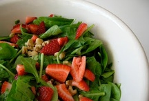 {food} salads / A collection of delicious salad recipes!