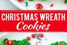 Vánocni cukrovi/ cookies