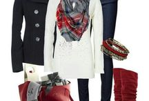 Winter outfits / by Teri Elliott