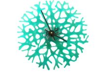 Coral Clocks