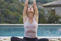 Yoga og sånt