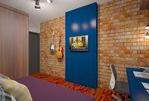 Projeto de Interiores - Residência BR