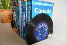 vinyl record craft